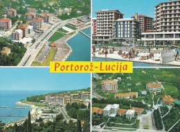 Jugoslavia  Portoroz - Lucija  A-2042 - Yugoslavia