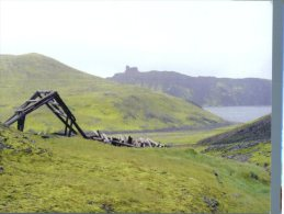 (313) Norway - Jan Mayen Island - Arctic Circle - Norway