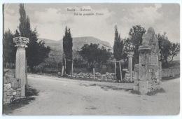 CROATIA - Solin, Salona, Split, Dalmazia, 1926. - Croatie
