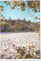 Dépt 07 - AIGUÈZE, Vu De La Plage De Saint-Martin D'Ardèche - Gorges De L'Ardèche (CPSM 10x15cm) - France