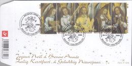 .FDC  NOEL KERSTMIS MUZIEK - 2001-10