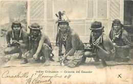 Mai13 921 : Indios Chihuasos - Ecuador