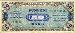 Billet 50 MARK - [ 5] 1945-1949 : Occupazione Degli Alleati