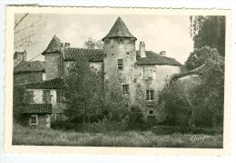 BUSSIERE-BADIL - Château De Belleville - Otros Municipios