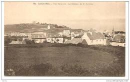 Locquirec (Finistère), Vue Generale, Le Chateau De P. Zaccone, Précurseur Dos Non Divisé Karten Bost N° 791 Villard - Locquirec