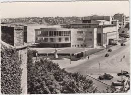 Saint-Malo: PEUGEOT 203, CITROËN TRACTION AVANT & AUTRES OLDTIMER VOITURES - Le Casino - Auto/Car - France - Turismo