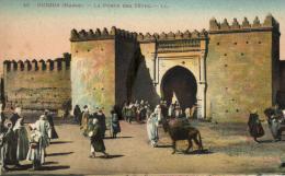 Afrique - Maroc - La Porte Des Têtes - 45786 - Maroc