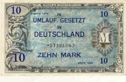Billet 10 MARK - [ 6] 1949-1990 : GDR - German Dem. Rep.