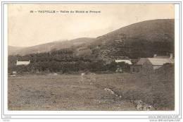 Vauville (Manche) 50, Vallée Du Moitié Et Prieuré CPA Vierge N° 28 - France