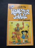 BD 83 - HAMSTER JOVIAL Et Ses Louveteaux - GOTLIB - Editions J´ai Lu 1988 - Gotlib
