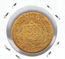 MARRUECOS - MOROCCO -  50 Francs   1371  #51 - Marruecos