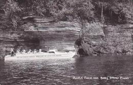 Wisconsin Dells Pulpit Rock &amp  Baby Grand Piano Real Phot