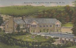 West Virginia Wneeling Swiming Pool Oglebay Park