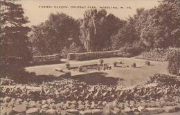 West Virginia Wheeling Formal Garden Oglebay Park Artvue