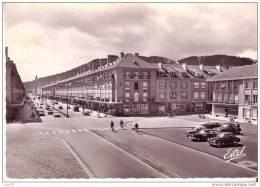 SAINT DIE -  La Rue Thiers - Véhicules Anciens -  N°  9771 - Saint Die