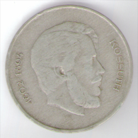 UNGHERIA 5 FORINT 1947 AG - Ungheria