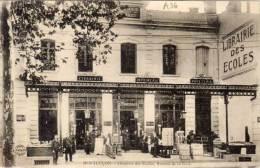 MONTLUCON - Librairie Des Ecoles , Avenue De La Gare   (A24) - Montlucon