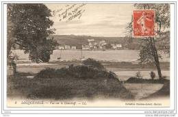 29 Finistere Locquenole Vue Sur Le Dourduff, LL N° 6, Circulé 7 Août 1914, Cachet De La Poste De Morlaix - France