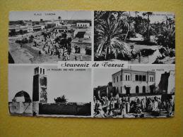 TOZEUR. Multivues. - Tunisie
