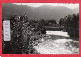 PHOTO Format CPM 11 QUILLAN  Pont - Photographs