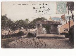 Carte 1905 SAINT NAZAIRE / LE DOLMEN - Saint Nazaire