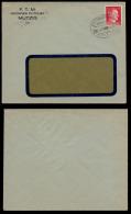 Alsace 20-11-1941 - Obl. Ambulant Strasburg - Saal Sur Lettre DR - Marcophilie (Lettres)