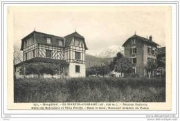 Saint-martin-d´uriage Hotel Du Belvedere Et Villa Perrin, Sommet Du Colon Dauphine - France