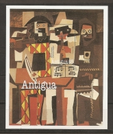 PINTURA/PICASSO - ANTIGUA 1981 - Yvert #H54 - MNH ** - Picasso