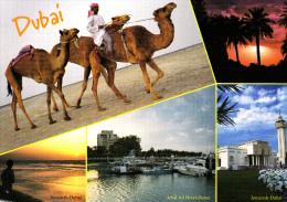 DUBAI - Carte écrite - Dubai