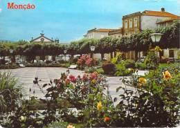 """Portugal > Viana Do Castelo - Monção - Praça Deu La Deu (Timbre Stamp """"PORTUGAL"""") *PRIX FIXE - Viana Do Castelo"""