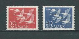Danemark: 372/ 373 *  Oies - Canards