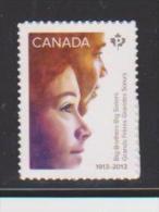 CANADA 2013, BIG SISTERS BIG BROTHERS OF CANADA   SINGLE - Carnets