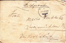 Feldpost WW2: From Departement Cote Du Nord, France: Infanterie-Regiment 510 (4. Kompagnie/I) FP 05073E Dtd 21.11.1940 - - Militaria