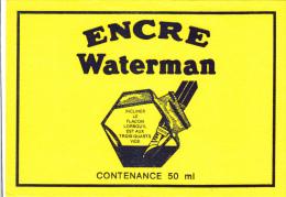 BUVARD ENCRE WATERMAN @ Encrier Papeterie - Papeterie