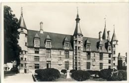 CP, 58, Nevers, Le Palais Ducal, Vierge - Nevers