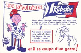 BUVARD Ruban Adhésif RUBAFIX @ Révolution - Papeterie