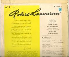 Robet LAMOUREUX N°1  Dit Et Chante : 8 Titres Voir Le Descriptif: La Chasse Aux Canards... - Comiques, Cabaret
