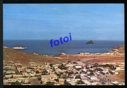 PHOTO POSTCARD SAO VICENTE MINDELO CABO VERDE AFRICA CARTE POSTALE - Cape Verde