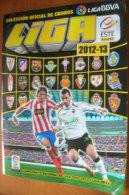 álbum Oficial De Cromos Dela Liga BBVA De Fútbol 2012-2013  (buena Condición) - Livres, BD, Revues