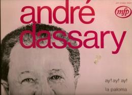 33 Tours André DASSARY  12 Titres Voir Le Descriptif. - Autres - Musique Française