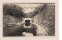 LA COLLANCELLE (58) / Canal Du Nivernais / La Grande Voûte (900mètres De Longueur) - France
