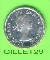 COINS, CANADA - 25 CENTS ELIZABETH II, 1964 - VF-20 - - Canada
