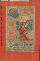 SUPREME PERNOT,  Le Meilleur Des Desserts Fins, Collections Des Affiches Célébries Fantaisies ,   AVRIL 2013  1037 - Pernot