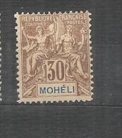 MOHELI.1906-30.C.COLONIA FRACESE-Z