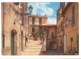 B3413 Fiuggi (Frosinone) - Centrp Storico - Via Della Portella / Non Viaggiata - Altre Città