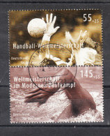 Germania Fed.   -   2007.  Pallamano  E  Nuoto.  Handball And Swimming - Pallamano