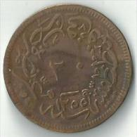 Türkei - Turkey / Coin 20 Para - Piastres 1864 - Turchia