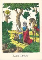 7235 - Saint Hubert  Format 10X15 - Chasse