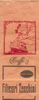 M-BUSTA PER IL CAFFE FILICORI ZECCHINI-ANNI 60-70-PERFETTA - Servilletas Publicitarias