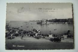 PUGLIA - BARI - -   VIAGGIATA  COME DA FOTO  IMMAGINE OPACA - Bari